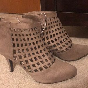 Impo cage booties